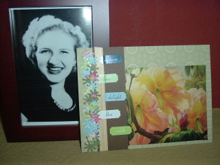 Postcard - Grandma White