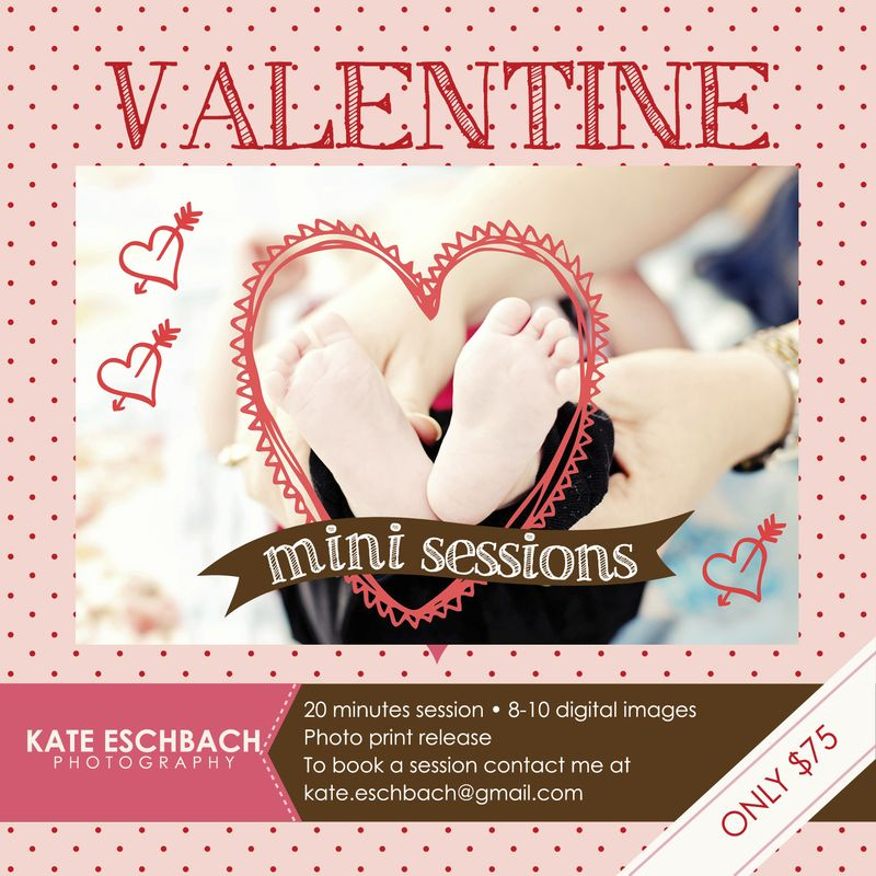 Valentines Day MiniSessions