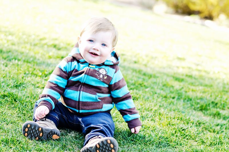 Kate Eschbach Photography - Brady's 1 Year-53