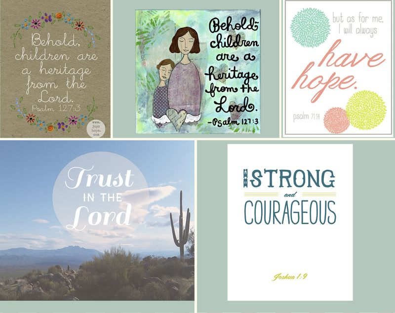 Printables for R's Adoption