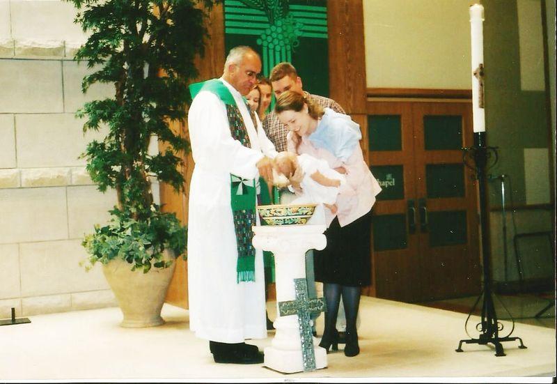 Nate's Baptism