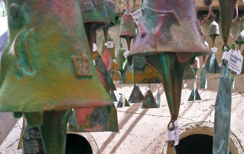 Cosanti - Soleri Bells - Kate Eschbach Photography-1