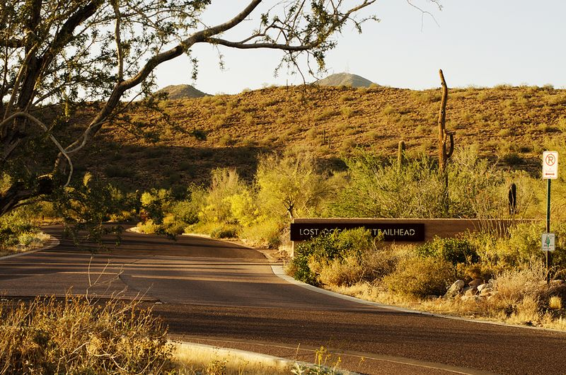 Lost Dog Trailhead - Scottsdale, Arizona - Kate Eschbach Photography